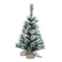 Albero di natale artificiale Vancouver verde H 60 cm