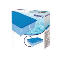 Copertura per piscina BESTWAY in poliestere 226 x 410 cm