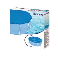 Copertura per piscina estiva in polietilene 0 cmØ 366 cm