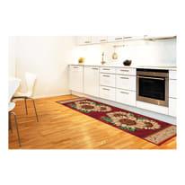 Tappeto Cucina antiscivolo Kentucky multicolor 100x50 cm