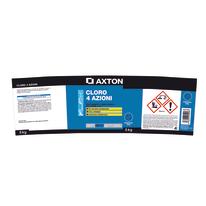 Cloro in pastiglie AXTON 5 kg