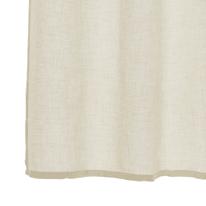 Tenda INSPIRE Charly beige occhielli 140x280 cm