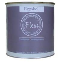 Smalto FLEUR EGGSHELL base acqua grigio french mood satinato 0.03 L