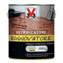 Vetrificatore per parquet V33 Rinnovatore trasparente satinato 2.5 L