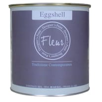 Smalto FLEUR EGGSHELL base acqua blu vanity satinato 0.03 L