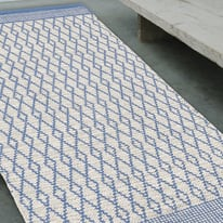 Tappeto Cotone bay blu 200x140 cm