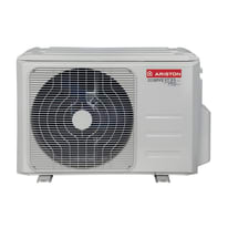 Unità esterna del climatizzatore dualsplit ARISTON Dual Zenus R32 50-O singola per componibili 18118 BTU classe A+