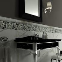 Mosaico Miscela H 30 x L 30 cm grigio, antracite