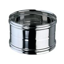 Manicotto Manicotto giunzione inox  Femmina/ femmina Dn 100 mm  in inox 316l (elevata resistenza in condizioni climatiche estreme) Ø 100 mm