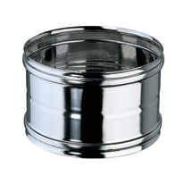 Manicotto in inox 316l (elevata resistenza in condizioni climatiche estreme) Ø 80 mm