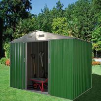 Casetta da giardino in metallo Sofia 2.24 m² spessore 0.27 mm