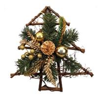 Fuoriporta Albero in legno H 30 cm, L 20 cm  x P 1 cm