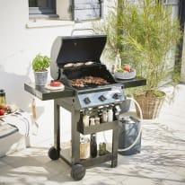 Barbecue a gas NATERIAL Alton 3B 3 bruciatori
