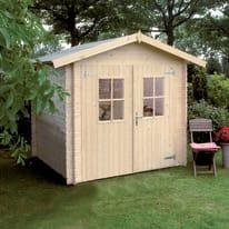 Casetta da giardino in legno Dolly 3.45 m² spessore 18 mm
