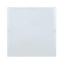 Plafoniera Brixen bianco, in vetro, 56x56 cm, E14 4xMAX40W IP20