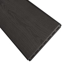 Perlina singola per composizione premium nero  L 148.3 x H 18 cm Sp 21 mm