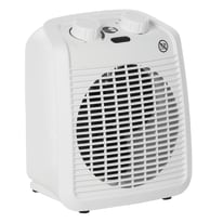 Termoventilatore da bagno EQUATION Five bianco 2000 W