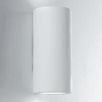 Applique Banjie bianco, in gesso, GU10 2xMAX28W IP20