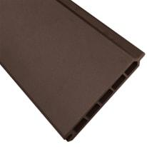 Listone Kyoto in  marrone scuro L 176 x H 15 cm, Sp 21 mm