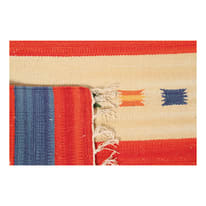Tappeto Larya jahnu colori assortiti 180x120 cm