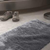 Tappeto Softy grigio 180x60 cm