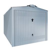 Garage in acciaio al carbonio Boston 10.57 m², Sp 0.4 mm