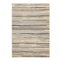 Tappeto Soave stripe crema 190x133 cm