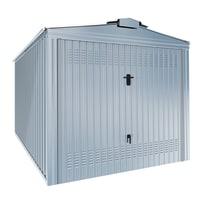 Garage in acciaio al carbonio Boston 17.3 m², Sp 0.4 mm