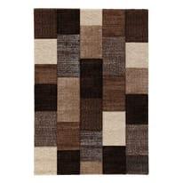 Tappeto Textures marrone 230x160 cm