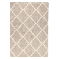 Tappeto Boston beige 220x160 cm