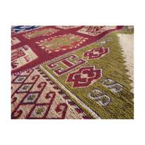 Tappeto Modern kilim multicolor 230x160 cm