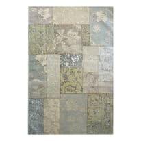Tappeto Modern kilim ecru 190x135 cm