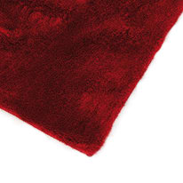 Tappeto Shaggy coccole rosso 220x150 cm