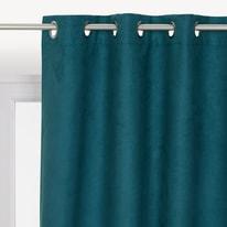 Tenda INSPIRE Newmanchester azzurro occhielli 140x280 cm
