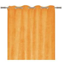 Tenda INSPIRE Newmanchester giallo occhielli 140x280 cm