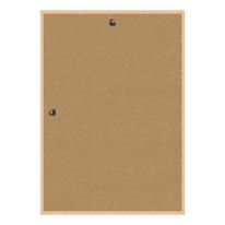 Cornice INSPIRE BICOLOR azzurro per foto da 35x50 cm