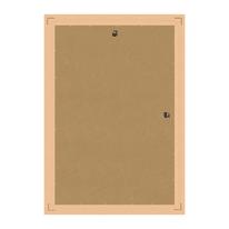 Cornice INSPIRE BICOLOR fucsia per foto da 60x80 cm