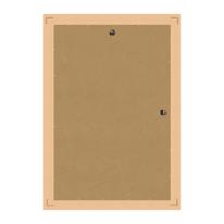 Cornice INSPIRE BICOLOR fucsia per foto da 30x90 cm