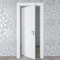 Porta rototraslante Hunk Cemento calce L 70 x H 210 cm sinistra