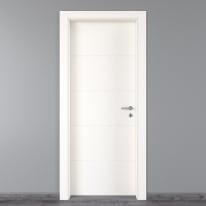 Porta a battente Prado bianco L 80 x H 210 cm sinistra