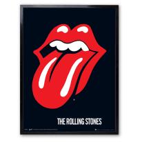 Stampa incorniciata Rolling Stone 30x40 cm