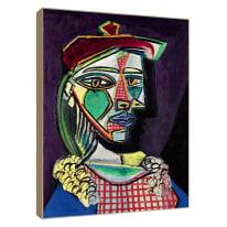 Quadro con cornice Picasso 70x100 cm