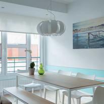 Furniture child protection Blu 1 m in plastica / pvc Sp 15 mm