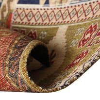 Tappeto Modern kilim 5X multicolor 120x60 cm
