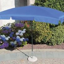 Ombrellone Poli L 2.6 x P 1.5 m blu
