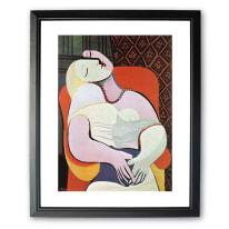 Stampa incorniciata The Dream 45x55 cm