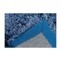 Tappeto Softy blu 270x180 cm