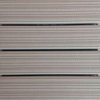 Piastrelle ad incastro Woven 30 x 30 cm, Sp 32 mm colore beige