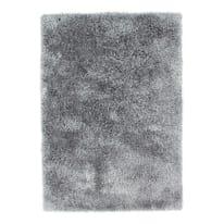 Tappeto Softy grigio 270x180 cm