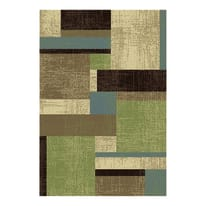 Tappeto Spring multicolor 190x133 cm